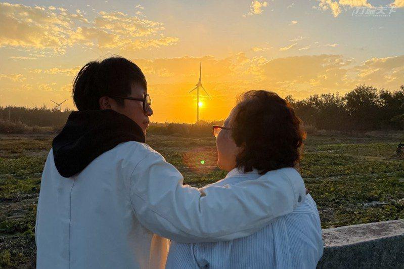 與前世的情人一同欣賞好望角的夕陽。