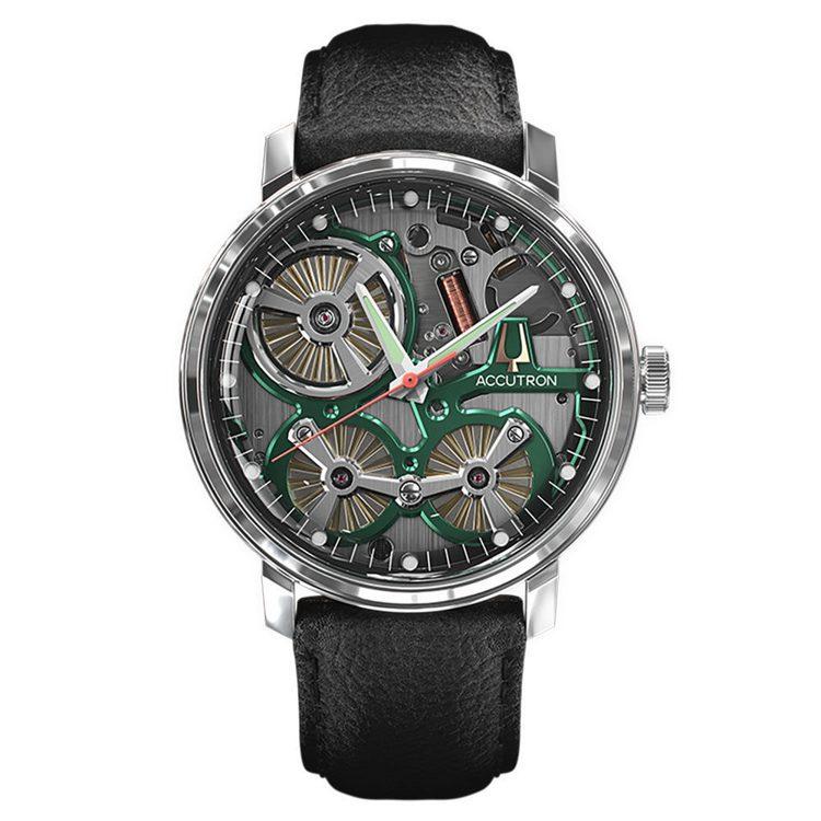BULOVA Spaceview 2020腕表,不鏽鋼表殼,約10萬2,800元...