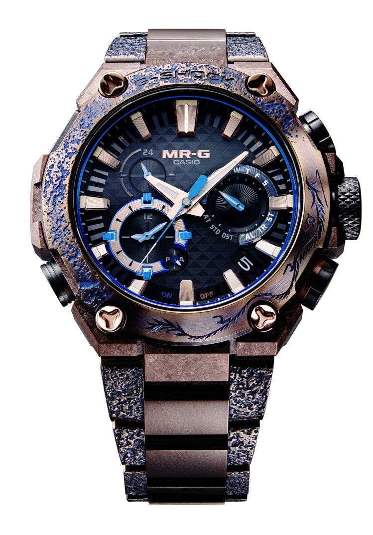 CASIO G-SHOCK MRG-B2000SH腕表,限量400只,約23萬元...