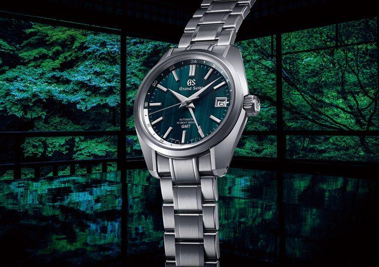 Grand Seiko亞洲限量款SBGJ241兩地時區腕表,限量700只,約21...