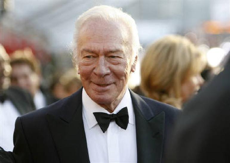 曾獲奧斯卡最佳男配角的克里斯多夫普魯瑪去世,享年91歲。圖/路透資料照片