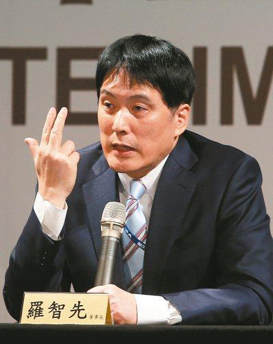 統一集團董事長羅智先 (本報系資料庫)