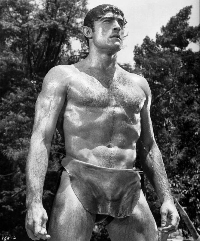 麥克亨利長得高壯,符合「泰山」的形象。圖/摘自imdb