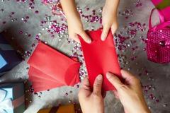除夕晚上動手做!「紅紙+紅包袋」許願法 好運加倍