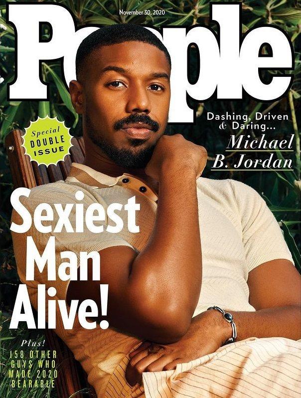 麥可B喬丹已獲選「全球最性感男人」,是最紅黑人男神。圖/摘自Instagram