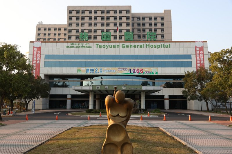 指揮中心今宣布部桃群聚事件危機解除,然衛福部立桃園醫院「清零計畫」對706人加驗抗體,1人有疑慮。聯合報系資料照片/記者季相儒攝影