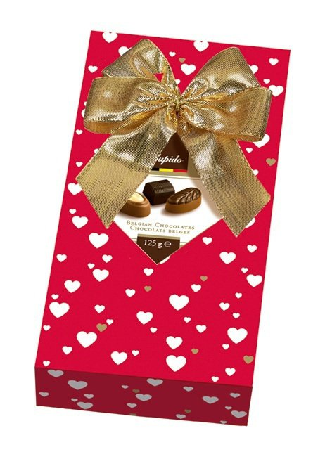 「比利時綜合巧克力禮盒」售價199元,7-ELEVEN即日起至2月23日可享任選...