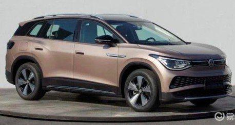 Volkswagen ID.6即將登場 全新純電休旅中國車檢曝光!