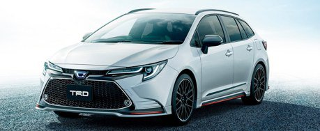 Toyota GR Corolla Wagon性能旅行車真的誕生有望?