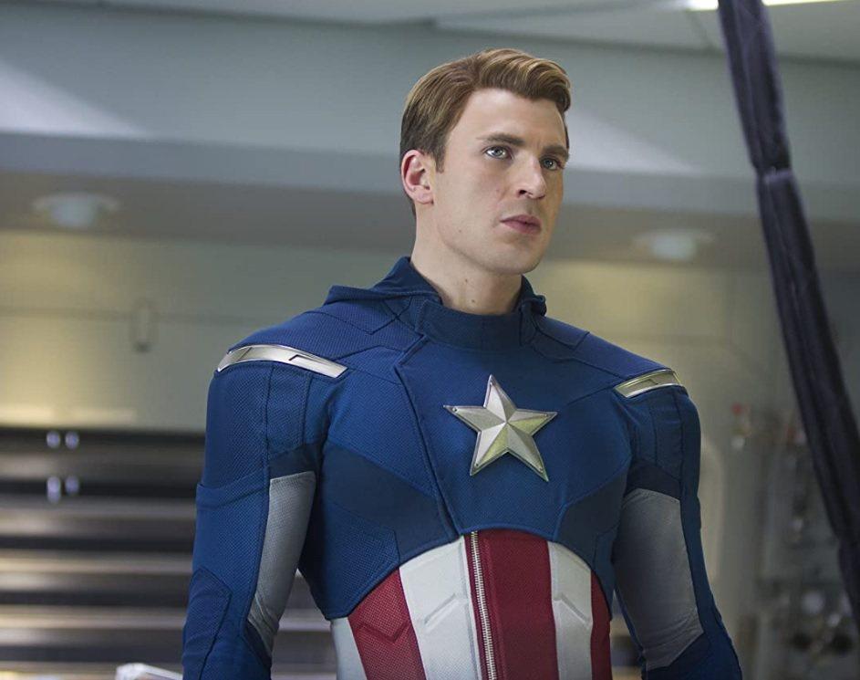 克里斯伊凡傳有望再度回到漫威影片扮演不同版本的「美國隊長」。圖/摘自imdb