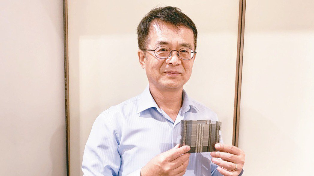 安力-KY董事長許振焜(本報系資料庫)