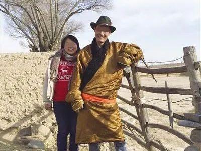大陸前女記者馬金瑜和蜂農丈夫的「愛情童話」曾多次被大陸主流媒體報導,成為美談,如今「愛情童話」卻成了「愛情噩夢」。圖/取自澎湃新聞