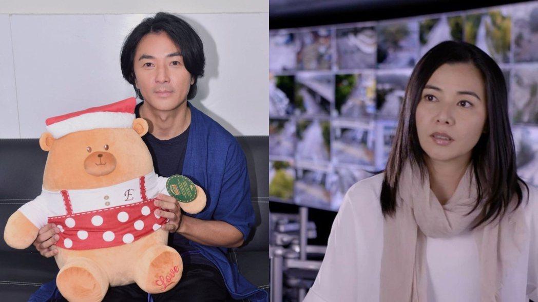鄭伊健與蒙嘉慧被爆在日本福岡置產,並開設房地產公司。 擷自IG