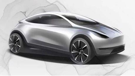 中國專屬Model 2?Tesla打算製造70萬就能入手的電動車!