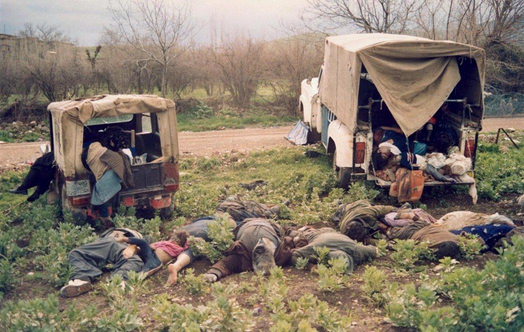 「當海珊決定對庫德人種族滅絕的那天,他一樣吃得下飯嗎?」兩伊戰爭末期,為了報復與...