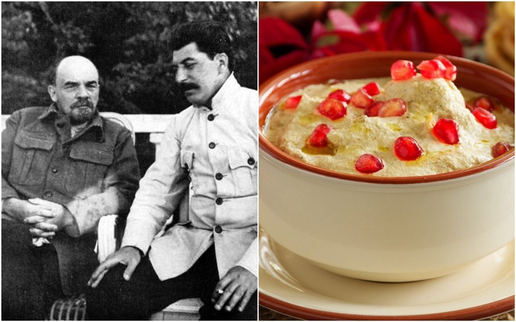 圖/維基共享:列寧與史達林的「御廚」之孫,後來也成為了俄羅斯的新獨裁者——普丁。...