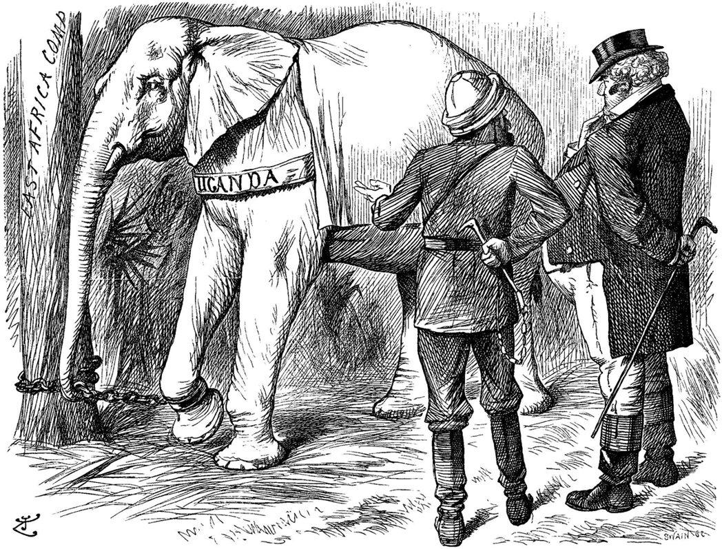 19世紀下半夜,歐洲帝國主義開始瓜分東非,而英國成力的「不列顛東非公司」,也就是...