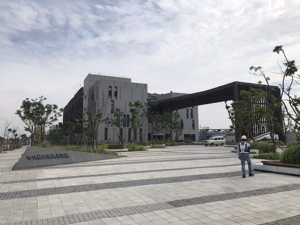 位於高鐵特區內的沙崙綠能智慧科學城,為全台少數集結三大研究機構之產業園區。
