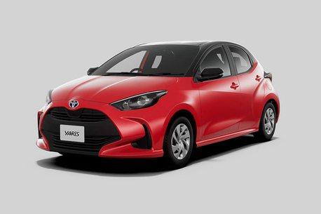 日本休旅不太流行?新Toyota Yaris強勢奪冠,2020年乘用車Top 10出爐