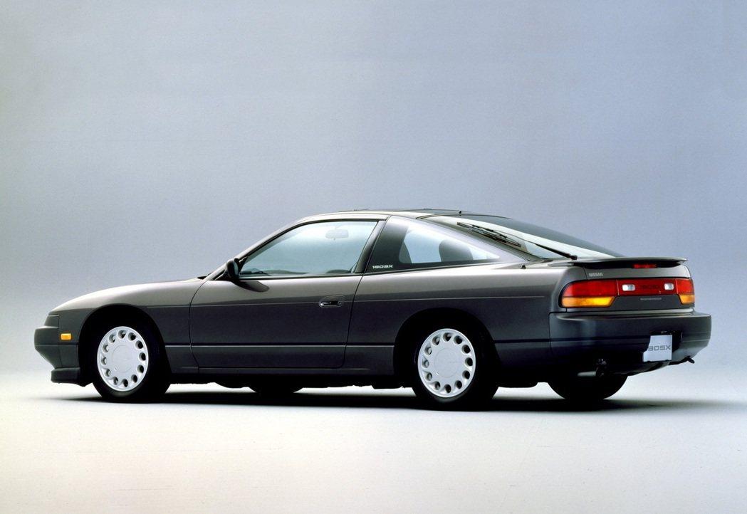 Nissan 180SX。 摘自Nissan