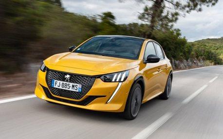 帥到全台只有四輛! Peugeot 208即日起限量開放登記