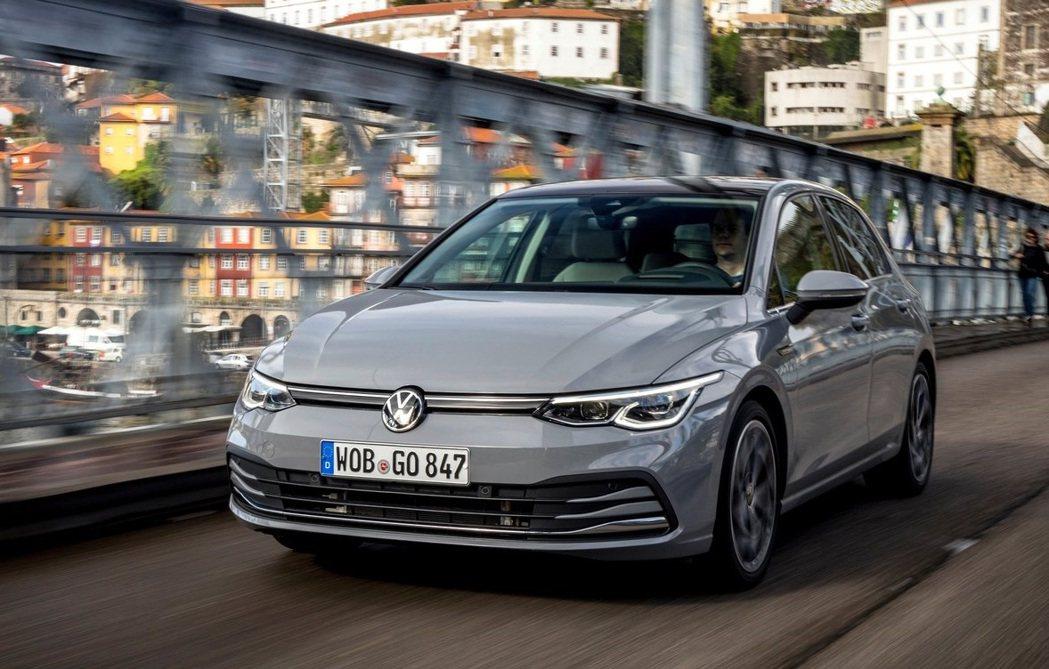 在英國Volkswagen Golf的車主大多都選擇灰色。 摘自Volkswag...