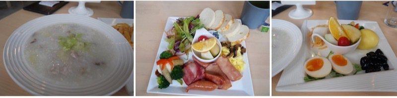 私客創旅Mr.Bulb餐廳供應的早餐。