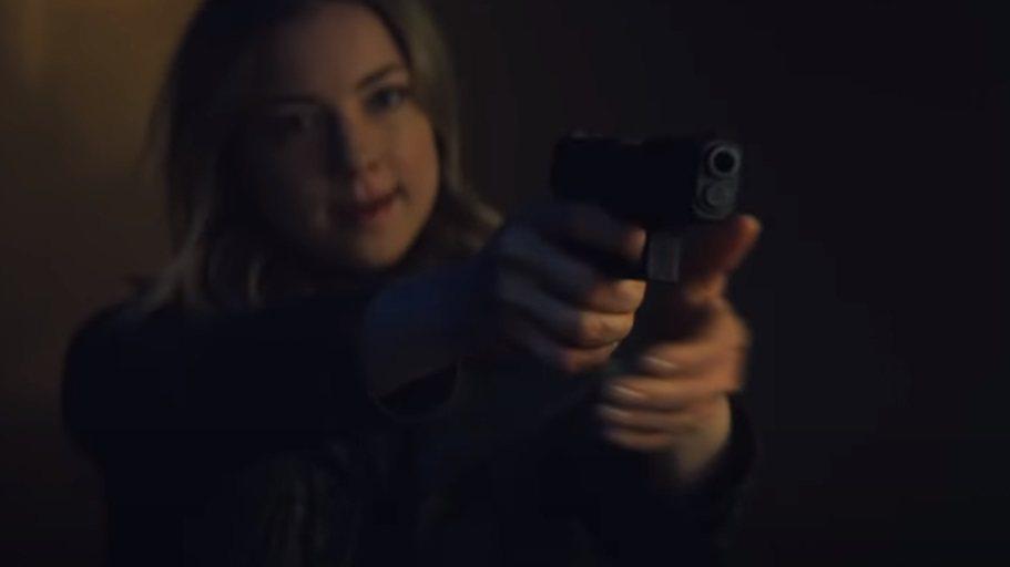 「13號探員」雪倫卡特再度出現。圖/摘自YouTube