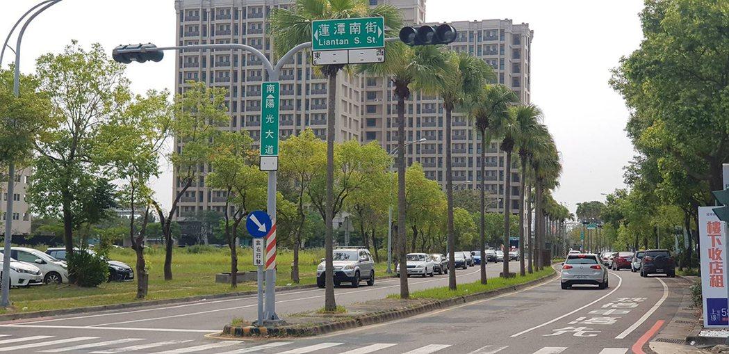 LM特區鄰近園區僅5分鐘車程,頗受南科從業人員歡迎。 圖/21世紀不動產 提供