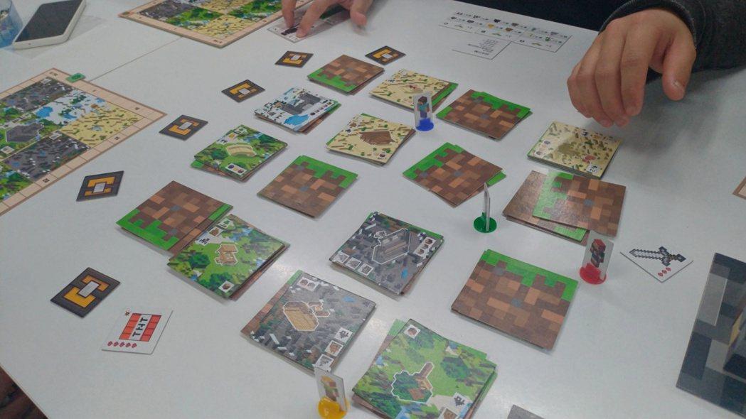 雖然道具很多,看起來很複雜,但其實遊戲過程不會太難。