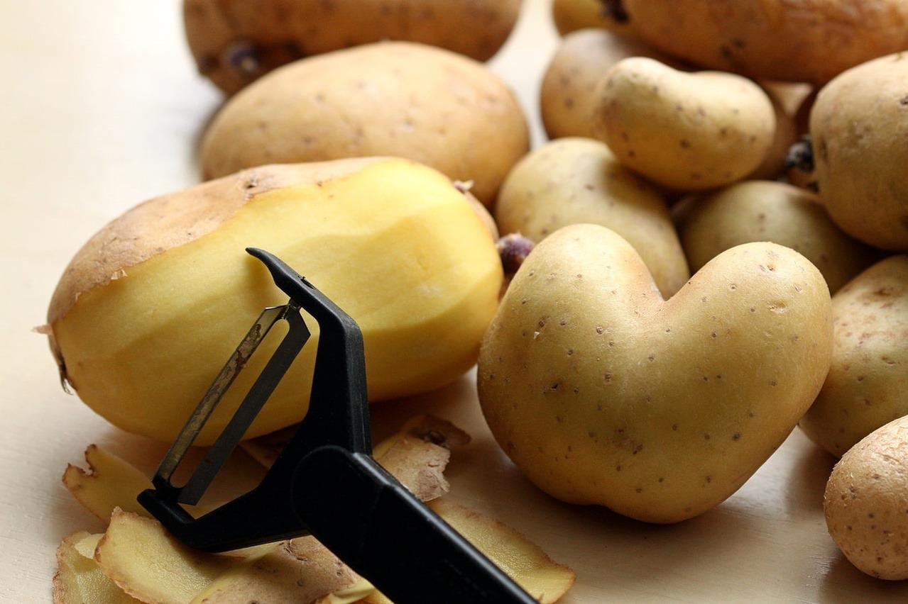可選擇根莖類如南瓜、番薯、玉米、馬鈴薯,或蔬菜類如白、綠花椰菜米等,都能拿來取代...