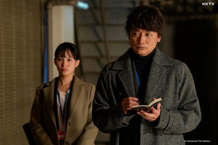 KKTV追加跟播2021冬季日劇《Anonymous-鍵盤殺人對策室-》,是香取...