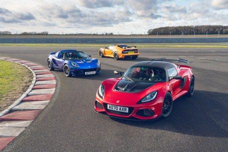 燃油蓮花最終綻放!Lotus推出Elise與Exige Final Edition特仕車