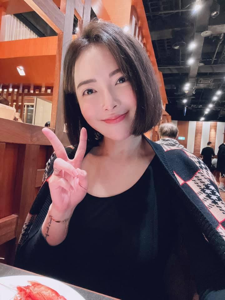 趙心妍。圖/擷自臉書