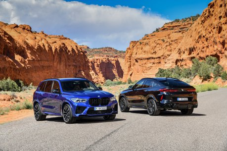 X5 M、X6 M性能休旅超熱賣! 2020年BMW M GmbH賣破14萬輛再創新高!