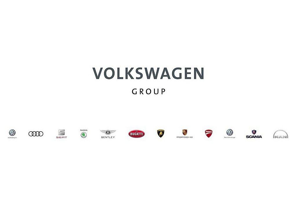 德國福斯汽車集團,旗下12個汽車品牌去年共銷售930萬輛各式新車,相比2019年...