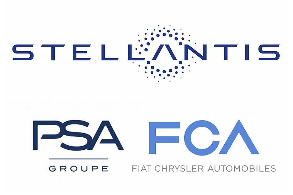 法國FCA與PSA汽車集團,確認合併為Stellantis繁星聯盟後,兩集團總加...