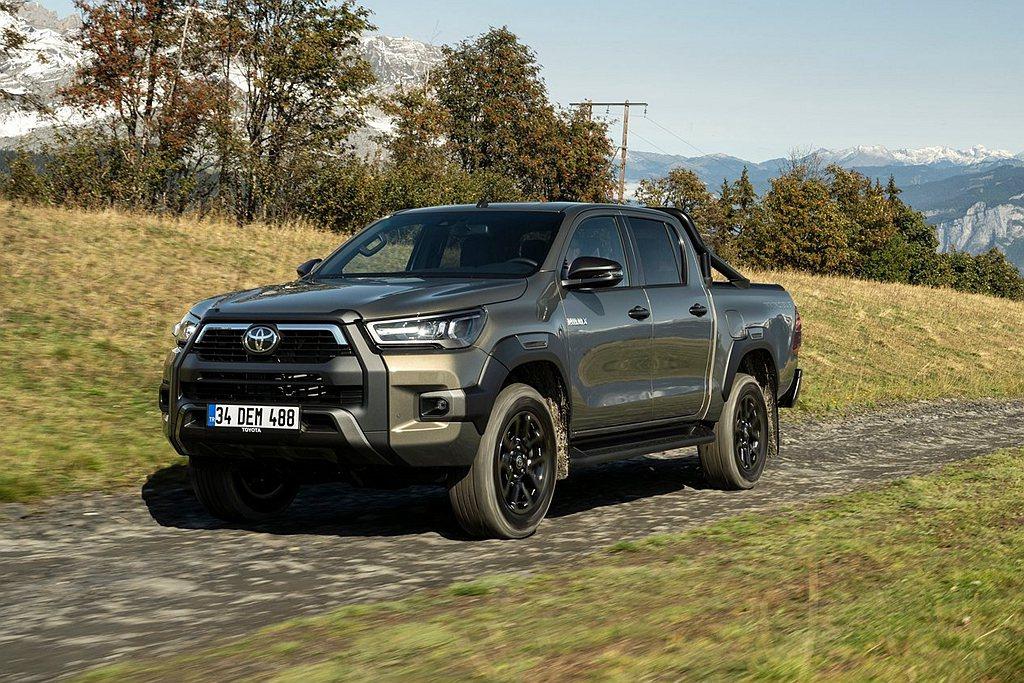 台灣消費者熟悉的Toyota Hilux,由於廣泛導入全球各市場銷售加上良好的聲...