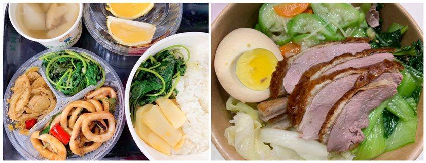 禾順商旅超完美防疫餐獲北市長柯文哲於臉書分享。 業者/提供