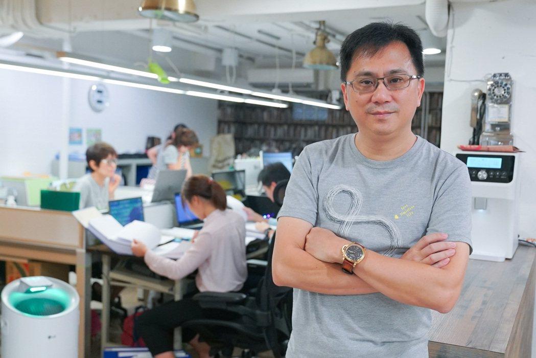 團購企業家486先生表示對台灣有信心,會繼續加重投資力道。