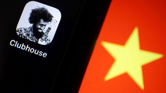 Clubhouse已被中國大陸封鎖。圖/路透