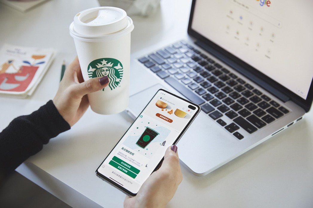星巴克推出全新咖啡訂閱服務,提供經典暢銷「美式咖啡」、「那堤」和「紅茶那堤」,一...