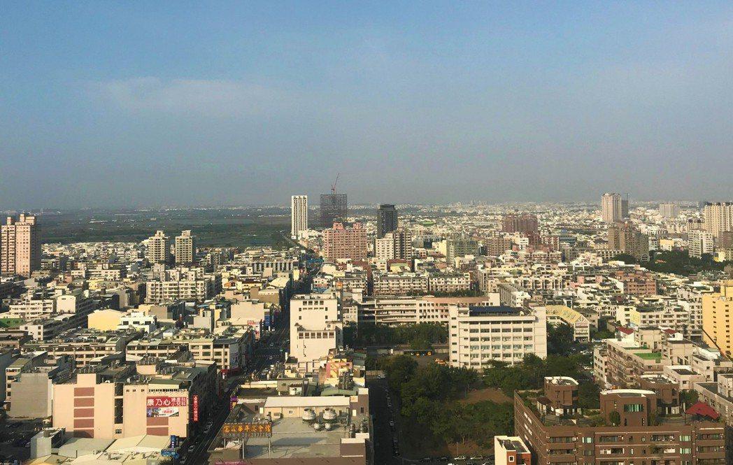 台南房市示意圖。聯合報系資料照片/記者游智文攝影