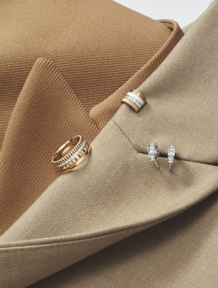 Boucheron喊出「FREESTYLE IS OUR STYLE」口號,從不...