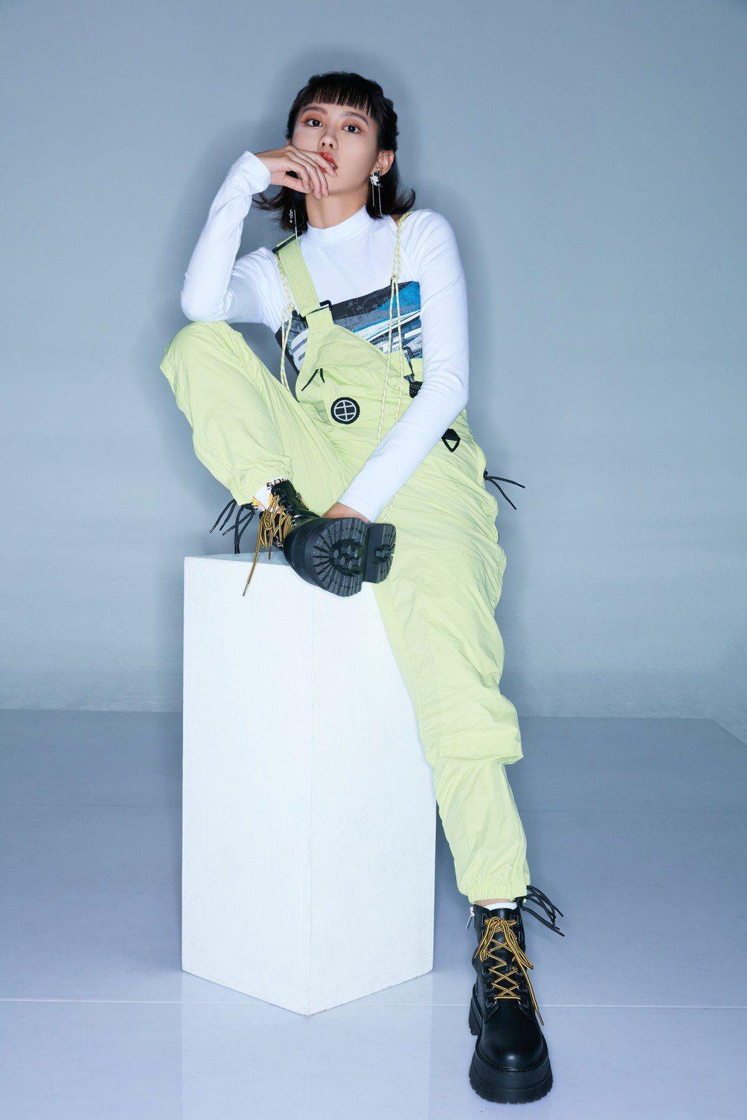 李芷婷創作新歌「理智停止後」道出成名史的心路歷程。圖/唯有音樂提供