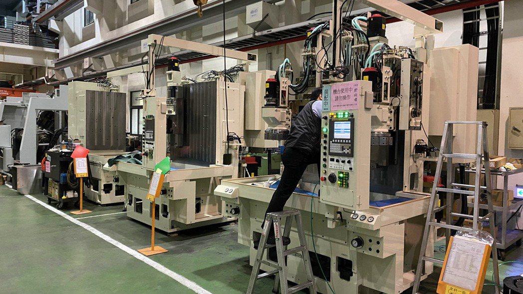 台灣機械公會昨(10)日發布機械設備前二月出口值為47.18億美元,較去年同期大...