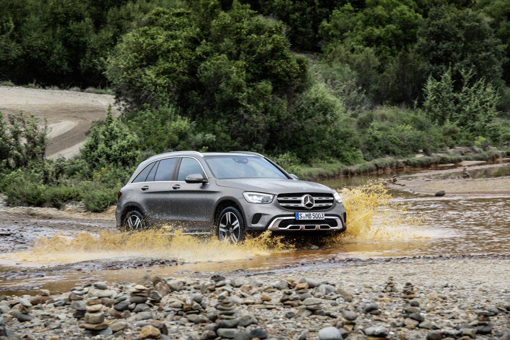 Mercedes-Benz GLC去年銷量佔品牌休旅總數約36%。 摘自Merc...