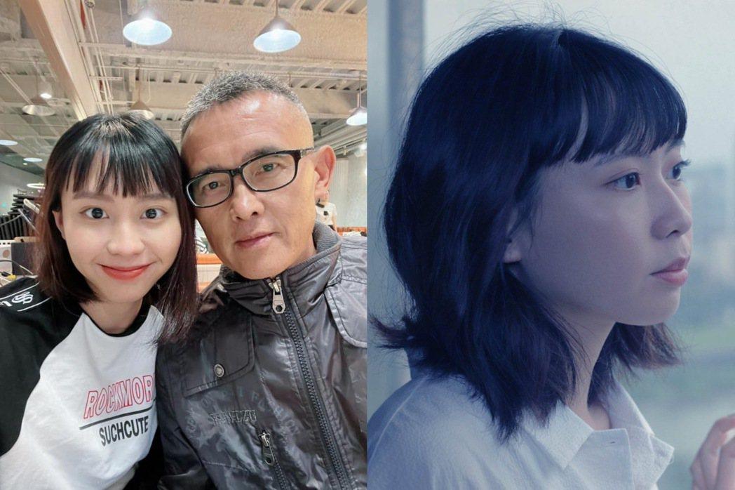 李芷婷的父親頭部重創,希望找到行車紀錄器還原真相。圖/摘自臉書