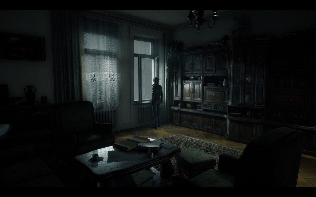 遊戲畫面與光影表現非常優秀