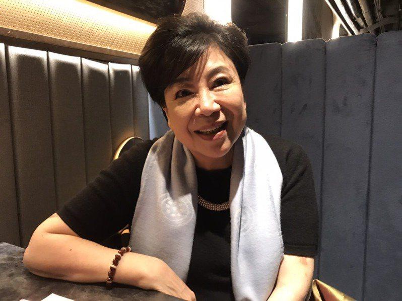民俗老師譚秀珠提出,年初一應該遠離十大禁忌,多沾沾喜氣。 記者李樹人/攝影
